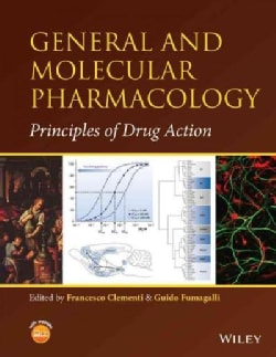 General and Molecular Pharmacology: Principles of Drug Action (Hardcover)