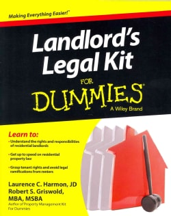 Landlord's Legal Kit for Dummies (Paperback)