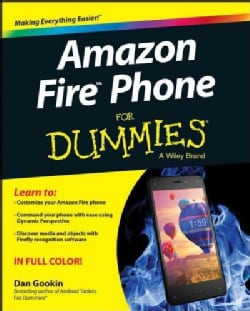Amazon Fire Phone for Dummies (Paperback)