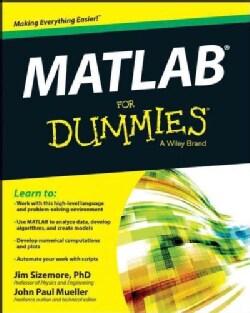 Matlab for Dummies (Paperback)