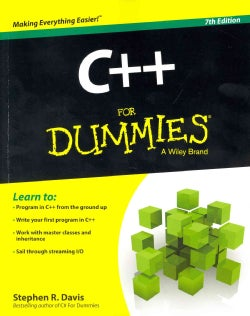 C++ for Dummies (Paperback)