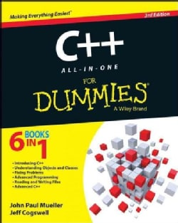 C++ All-in-One for Dummies (Paperback)