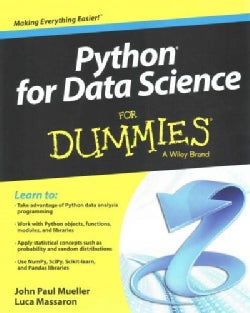 Python for Data Science for Dummies (Paperback)