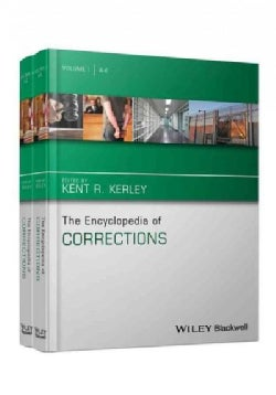 The Encyclopedia of Corrections (Hardcover)