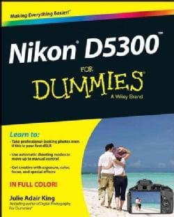 Nikon D5300 for Dummies (Paperback)