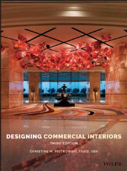 Designing Commercial Interiors (Hardcover)