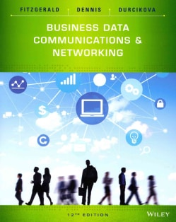 Business Data Communications and Networking (Paperback)