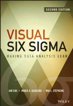 Visual Six Sigma: Making Data Analysis Lean (Hardcover)