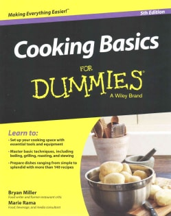 Cooking Basics for Dummies (Paperback)