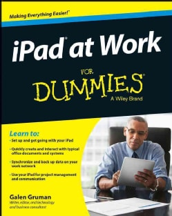 iPad at Work for Dummies (Paperback)