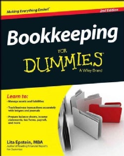 Bookkeeping for Dummies (Paperback)