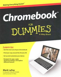 Chromebook for Dummies (Paperback)