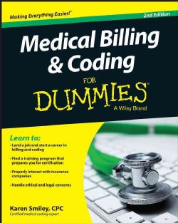 Medical Billing and Coding for Dummies (Paperback)
