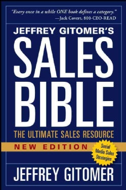 Sales Bible: The Ultimate Sales Resource (Paperback)
