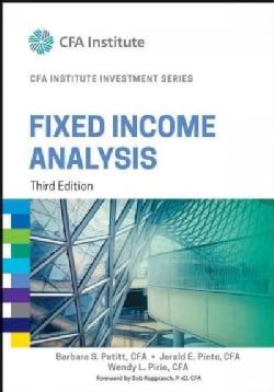 Fixed Income Analysis (Hardcover)