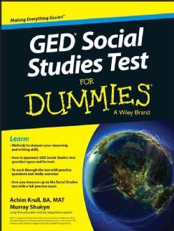 GED Social Studies for Dummies (Paperback)