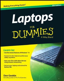 Laptops for Dummies (Paperback)