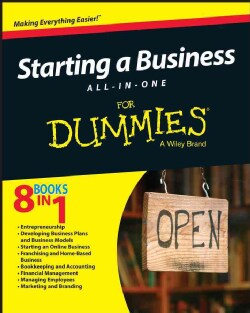 Starting a Business All-in-One for Dummies (Paperback)