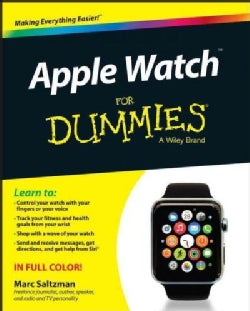 Apple Watch for Dummies (Paperback)