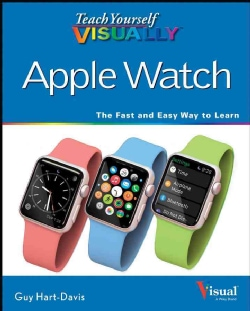 Teach Yourself Visually Apple Watch (Paperback)