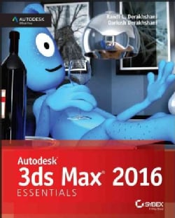 Autodesk DS Max 2016: Essentials (Paperback)