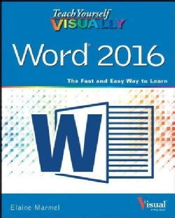 Teach Yourself Visually Word 2016 (Paperback)