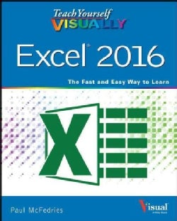 Teach Yourself Visually Excel 2016 (Paperback)