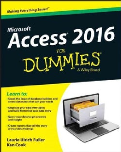 Access 2016 for Dummies (Paperback)