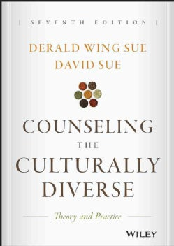 Counseling the Culturally Diverse: Theory and Practice (Hardcover)