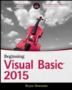 Beginning Visual Basic 2015 (Paperback)