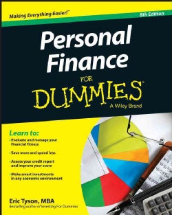 Personal Finance for Dummies (Paperback)