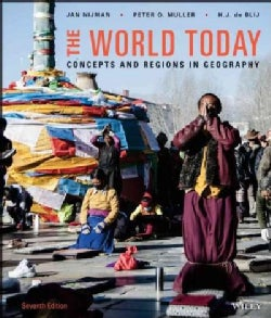 The World Today: Concepts and Regions in Geography (Other book format)