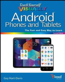Teach Yourself Visually Android Phones and Tablets (Paperback)