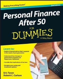 Personal Finance After 50 for Dummies (Paperback)
