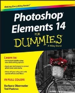Photoshop Elements 14 for Dummies (Paperback)