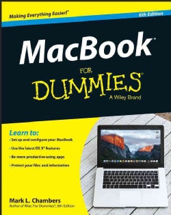 MacBook for Dummies (Paperback)