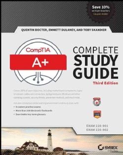 Comptia A+ Complete: Exams 220-901 and 220-902 (Paperback)