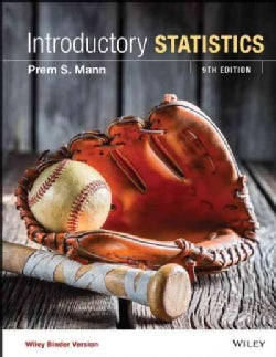 Introductory Statistics (Other book format)