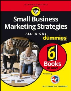 Small Business Marketing Strategies All-in-One for Dummies (Paperback)