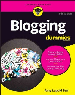 Blogging for Dummies (Paperback)