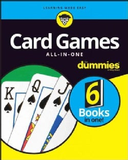 Card Games All-in-one for Dummies (Paperback)