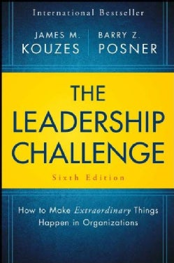 The Leadership Challenge: How to Make Extraordinary Things Happen in Organizations (Hardcover)