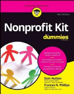 Nonprofit Kit for Dummies (Paperback)
