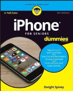 iPhone for Seniors (Paperback)