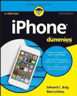 iPhone for Dummies (Paperback)