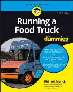 Running a Food Truck for Dummies (Paperback)