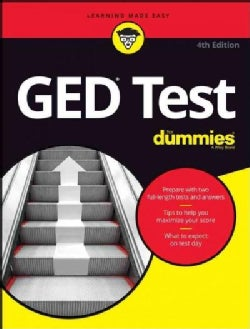 GED Test for Dummies (Paperback)