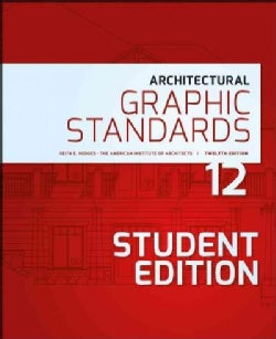 Architectural Graphic Standards (Paperback)