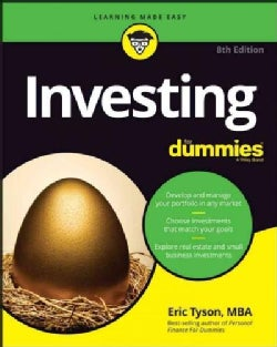 Investing for Dummies (Paperback)