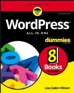 Wordpress All-in-One for Dummies (Paperback)